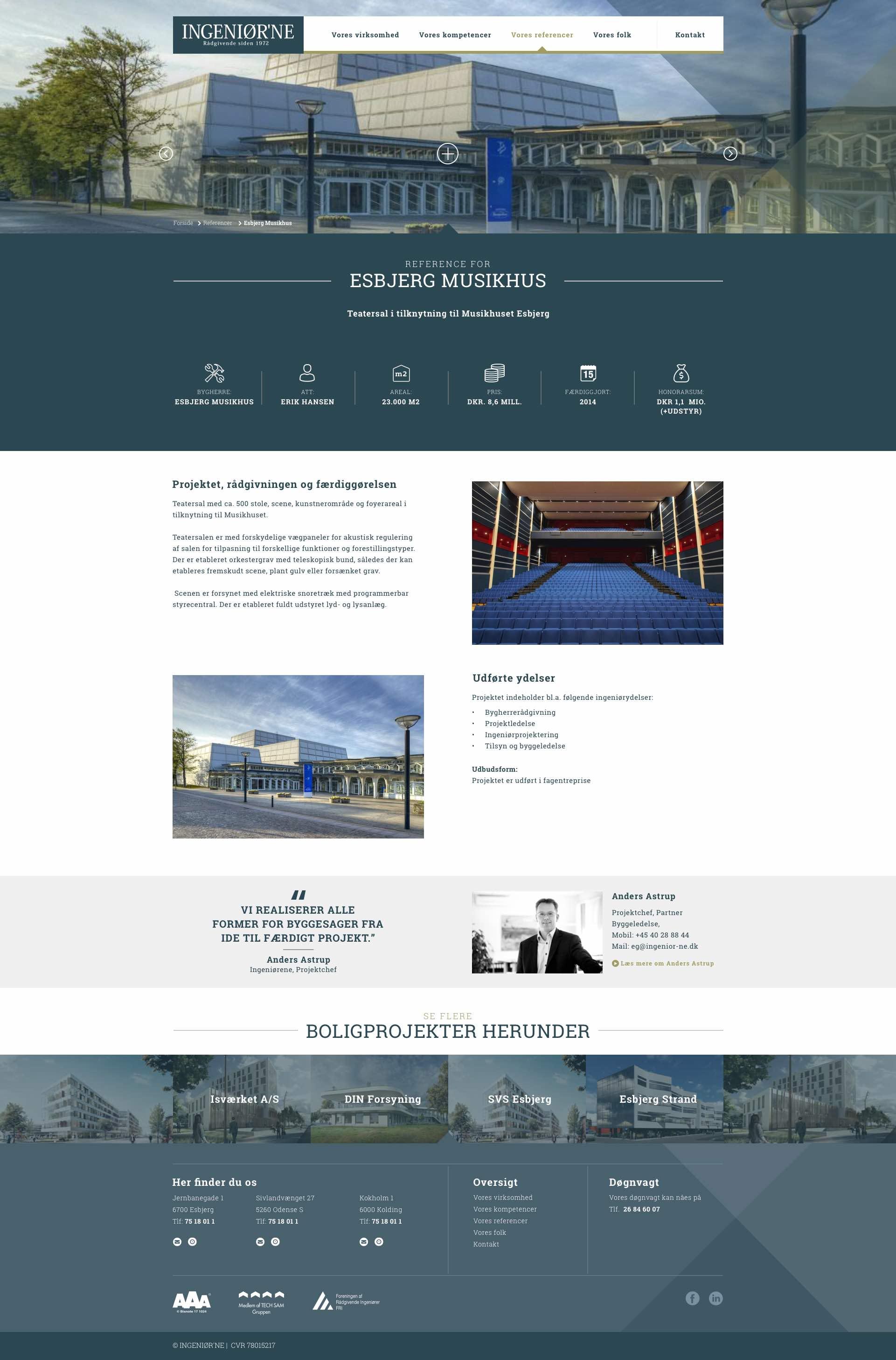 Design og rådgivning